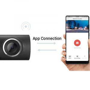 Camera auto Xiaomi 70Mai  D01 Smart Dash Cam 1080HD, Night Vision, Wifi, Inregistrare 130 grade, G-Sensor3