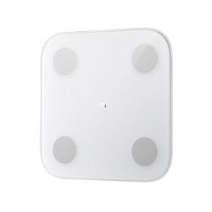 Cantar smart Xiaomi Mi Body Composition 2, Ultra-subtire, Ecran LED ascuns, Masurare 13 date corporale, Bluetooth1