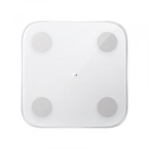 Cantar smart Xiaomi Mi Body Composition 2, Ultra-subtire, Ecran LED ascuns, Masurare 13 date corporale, Bluetooth0