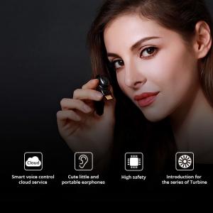 Casca Bluetooth Bluedio Talking (T), Bluetooth, Raspuns apeluri, Microfon, Cloud Service, Control Voce, Control Aplicatie [2]