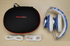 Casti Bluetooth Bluedio A2 (Air) Bluetooth 4.2, Wireless, Stereo, microfon incorporat3