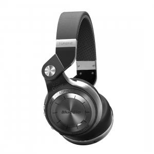 Casti Bluetooth Bluedio T2+ Bluetooth 4.1, Wireless, Stereo, microfon incorporat, microSD, FM5