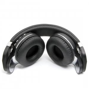 Casti Bluetooth Bluedio T2+ Bluetooth 4.1, Wireless, Stereo, microfon incorporat, microSD, FM8