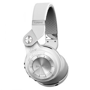 Casti Bluetooth Bluedio T2+ Bluetooth 4.1, Wireless, Stereo, microfon incorporat, microSD, FM2