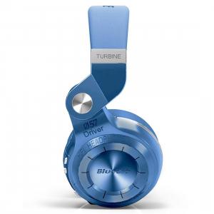 Casti Bluetooth Bluedio T2+ Bluetooth 4.1, Wireless, Stereo, microfon incorporat, microSD, FM4