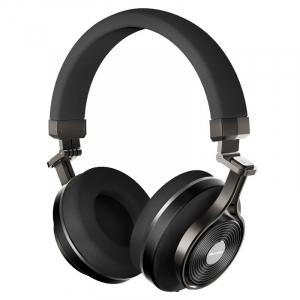 Casti Bluetooth Bluedio T3 Bluetooth 4.1, Wireless, Stereo, microfon incorporat, Hands-Free0