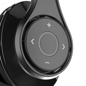 Casti Bluetooth Bluedio U (UFO), 8 difuzoare, Wireless Headphones Over-Ear PPS  Cu Microfon, anularea zgomotelor6