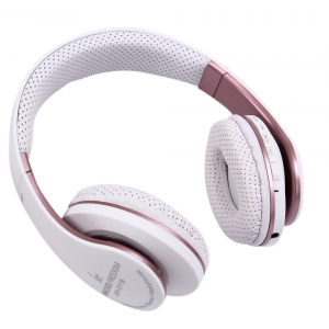 Casti Bluetooth cu microfon JKR 211B, Wireless, Radio FM, Micro SD0
