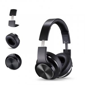 Casti Bluetooth SODO MH5 2 in 1 ajustabile cu functie de boxa portabila prin rasucire, NFC, Wireless, noise reduction4