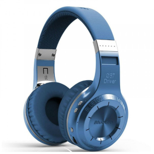 Casti Wireless Bluedio HT, Bluetooth, Stereo, Microfon, Raspuns apeluri, Pliabile, Aux4