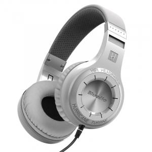 Casti Wireless Bluedio HT, Bluetooth, Stereo, Microfon, Raspuns apeluri, Pliabile, Aux7