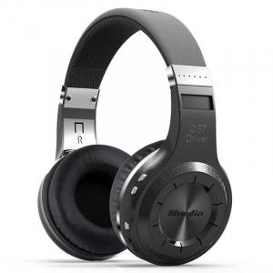 Casti Wireless Bluedio HT, Bluetooth, Stereo, Microfon, Raspuns apeluri, Pliabile, Aux6