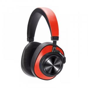 Casti Wireless Bluedio T7 Stereo, Bass Hi Fi, Anularea zgomotelor, USB Tip C, Bluetooth, Microfon, Handsfree, Control Volum7