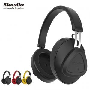 Casti Wireless Bluedio TMS Stereo, Bluetooth, Reducere zgomot, Microfon0