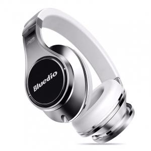 Casti Wireless Bluedio U2 (UFO 2) Stereo, 8 Difuzoare, Bluetooth, Control Vocal, Microfon, Handsfree, Aux, Cloud Service2