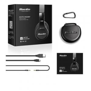 Casti Wireless Bluedio U2 (UFO 2) Stereo, 8 Difuzoare, Bluetooth, Control Vocal, Microfon, Handsfree, Aux, Cloud Service8