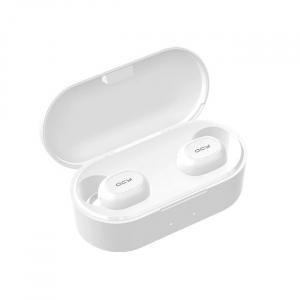 Casti Wireless QCY T1S TWS, HiFi, DSP, Bluetooth 5.0, Binaural, IPX4, Cutie incarcare de 800mAh4