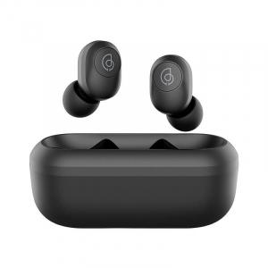 Casti Wireless Xiaomi Haylou GT2 TWS, DSP, Bluetooth 5.0, IPX5, Asistent vocal, Cutie incarcare de 380mAh0