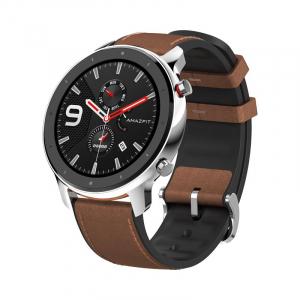 Smartwatch Xiaomi Huami Amazfit GTR, 1.39inch, 47mm, AMOLED, GPS, Waterproof 5ATM, Bluetooth 5.0, 410 mAh5