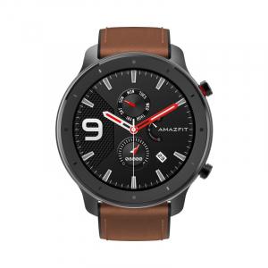 Smartwatch Xiaomi Huami Amazfit GTR, 1.39inch, 47mm, AMOLED, GPS, Waterproof 5ATM, Bluetooth 5.0, 410 mAh1