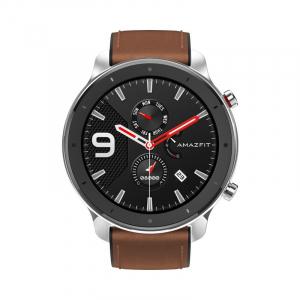 Smartwatch Xiaomi Huami Amazfit GTR, 1.39inch, 47mm, AMOLED, GPS, Waterproof 5ATM, Bluetooth 5.0, 410 mAh4
