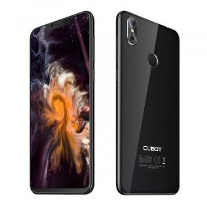 Telefon mobil Cubot P20, Android 8.0, 4GB RAM, 64GB ROM, 6.18 inch, MT6750T OctaCore, 4000mAh,Dual SIM, Amprenta4