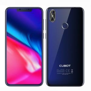 Telefon mobil Cubot P20, Android 8.0, 4GB RAM, 64GB ROM, 6.18 inch, MT6750T OctaCore, 4000mAh,Dual SIM, Amprenta2