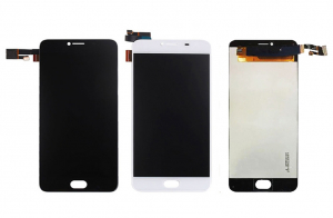 Display OGS UMi Z  Z Pro cu rama (ecran + touchscreen) - DualStore0