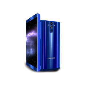 Telefon mobil Doogee BL12000 4G, Android 7.0, 4GB RAM 32GB ROM, 6.0 inch, Octa Core, Camera Dubla, Amprenta, Dual SIM1