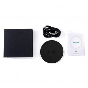 Incarcator wireless Doogee C210W Qi, Incarcare rapida, Charging Pad2