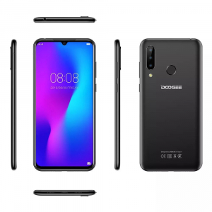 Telefon mobil Doogee N20, 4GB RAM, 64GB ROM, Android 9.0, Helio P23 Octa-Core, 6.3 inch, 4350 mAh, Dual SIM4