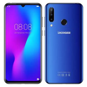 Telefon mobil Doogee N20, 4GB RAM, 64GB ROM, Android 9.0, Helio P23 Octa-Core, 6.3 inch, 4350 mAh, Dual SIM1