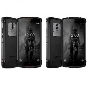 Telefon mobil Doogee S55 4G, Android 8.0, 4GB RAM 64GB ROM, 5.5 inch, MTK6750T Octa Core, Camera dubla, Amprenta, Dual SIM0