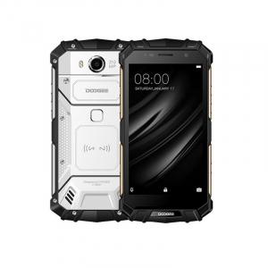 Telefon mobil Doogee S60 4G, Android 7.0, 6GB RAM 64GB ROM, Octa Core, 5.2 inchi, Incarcare wireless, Amprenta, Waterproof, DualSim2