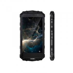 "Telefon mobil Doogee S60 Lite 4G, Android 7, 4GB RAM 32GB ROM, OctaCore, 5.2"", Incarcare wireless, Waterproof, DualSim, Negru, Resigilat2"
