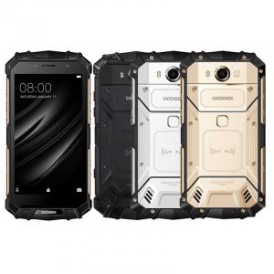 Telefon mobil Doogee S60 Lite 4G, Android 7.0, 4GB RAM 32GB ROM, MT6750T Octa Core, 5.2 inchi, Incarcare wireless, Waterproof, DualSim0