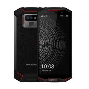 Telefon mobil Doogee S70, 4G, Incarcare wireless, Waterproof IP68, 6GB RAM 64GB ROM, 5.99inch, Android 8.1, Amprenta, DualSim4