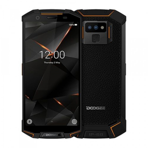 Telefon mobil Doogee S70, 4G, Incarcare wireless, Waterproof IP68, 6GB RAM 64GB ROM, 5.99inch, Android 8.1, Amprenta, DualSim11
