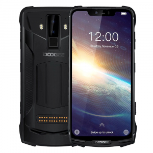 Telefon mobil Doogee S90 Pro, Android 9.0, 6GB RAM, 128GB ROM, 6.18 IPS, Helio P70 OctaCore, NFC, 5050mAh1