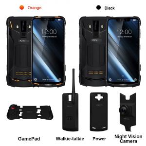 Pachet telefon mobil + 3 module Doogee S90C Super, IPS 6.18inch, 4GB RAM, 64GB ROM, Android 9.0, Helio-P70 Octa Core, 5050mAh1