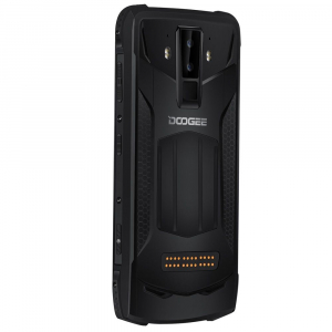 Pachet telefon mobil + 3 module Doogee S90C Super, IPS 6.18inch, 4GB RAM, 64GB ROM, Android 9.0, Helio-P70 Octa Core, 5050mAh6