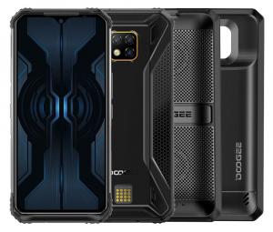 Pachet telefon mobil + 2 module Doogee S95 Pro Super,IPS6.3 inch, 8GB RAM, 128GB ROM, Android 9.0, Helio P90 Octa Core, 5150 mAh, Dual SIM0