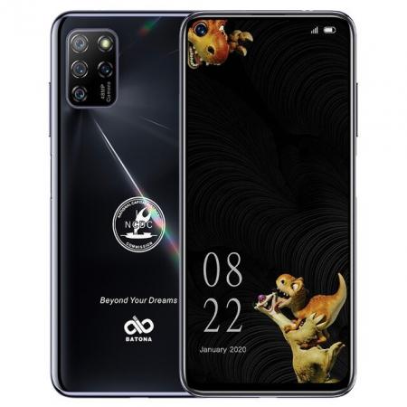 "Telefon mobil Elephone U5 Negru, 4G, 6.4"" FHD+ perforat, 4GB RAM, 128GB ROM, Android 10, Helio P60 OctaCore, NFC, 4000mAh, Dual SIM0"