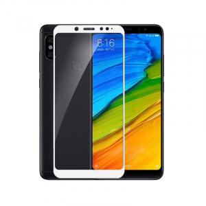 Folie de protectie din sticla pentru Xiaomi Redmi Note 5 - Full Face Cover1