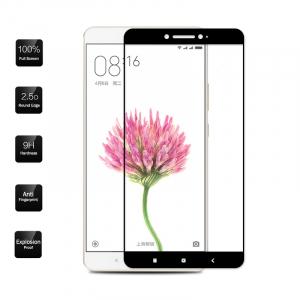 Folie de protectie din sticla pentru Xiaomi Mi Max 2 Full Screen Cover1
