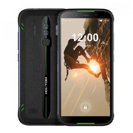Telefon mobil HomTom HT80 2/16 Verde [0]