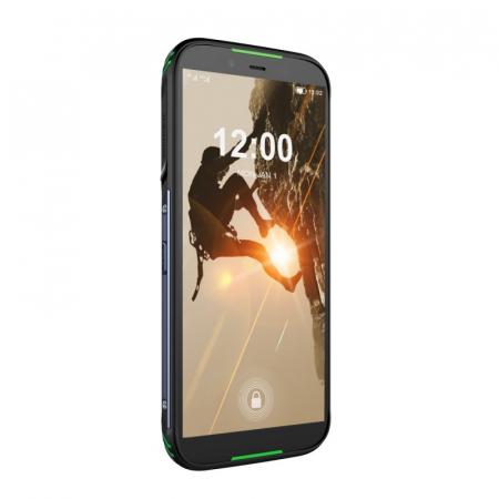 Telefon mobil HomTom HT80 2/16 Verde [4]