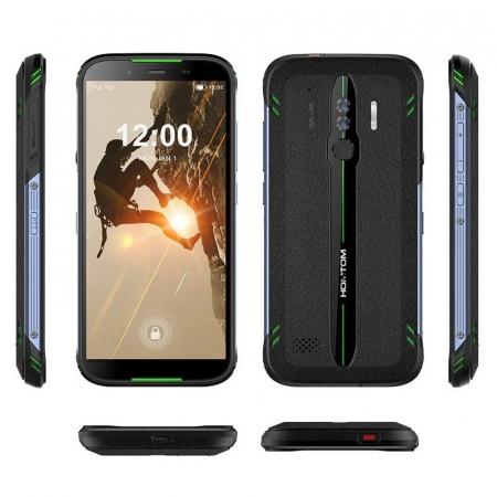 Telefon mobil HomTom HT80 2/16 Verde [6]
