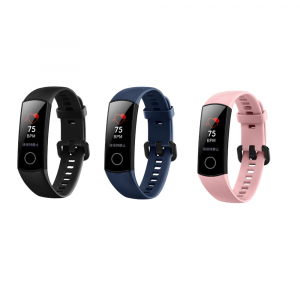 Smartband Huawei Honor Band 4, 5ATM Waterproof, 0.95 inch AMOLED Touch Screen3