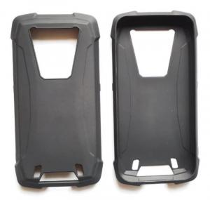 Husa neagra din silicon pentru Blackview BV69000